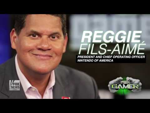 Reggie Fils-Aimé states Nintendo's gonna have a big E3 this year | Interview with FOX GAMER