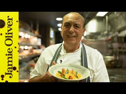 Pumpkin Risotto for Stand Up To Cancer | Gennaro Contaldo