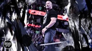 "2015: Stone Cold Steve Austin 5th WWE Theme Song - ""I Won"