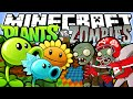 Minecraft Plants Vs Zombies! (Minecraft Cubes Vs Zombies)