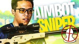 KINSTAAR AU SNIPER = AIMBOT FULL HEADSHOT ! 30 KILLS DUO VS SQUAD