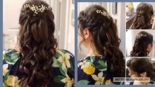 Hair Tips - Great Hair For Your Wedding Day! 👰💐