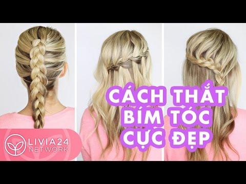 3 cách thắt bím tóc đẹp mà lại dễ làm | Webtretho