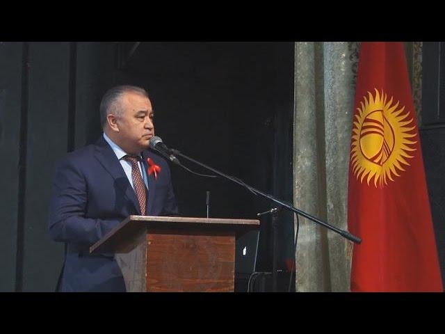 Киргизия: лидер оппозиционной партии задержан по подозрению в коррупции