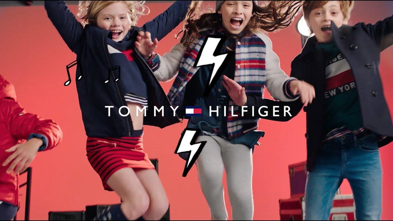 7f09b04d Tommy Hilfiger Kids Rock Circus Mini Me Collection - Fall 2017 | Dashin  Fashion
