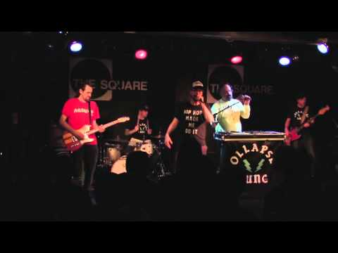 """Collapsed Lung - """"Lungs Collapse"""" LIVE"""