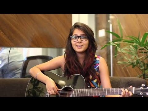 Shraddha Sharma You Tube Singer Live Performance On Haal-E-Dil