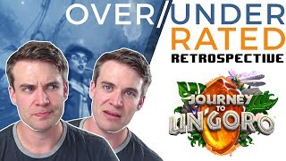 Overrated and Underrated Cards in Un'Goro w/ Brian Kibler thumbnail