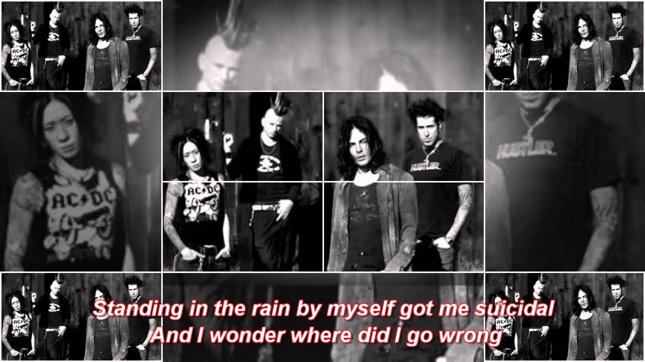 Billy Talent - Standing In The Rain Lyrics | MetroLyrics