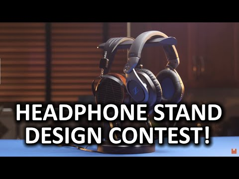 SilverStone EBA01 Headphone Stand & New Product Design Contest!