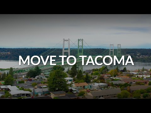 Anne Curry Homes | Move to Tacoma- WHY LIVE HERE?