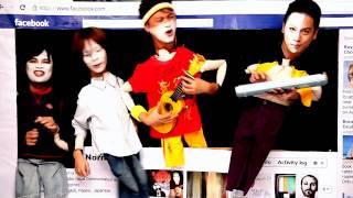 Tanya Markova- Da Facebook Song (Ang Ganda Ganda Mo)