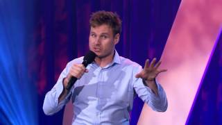 Download Damien Power - Just For Laughs Sydney Opera House 2015 Mp3 and Videos