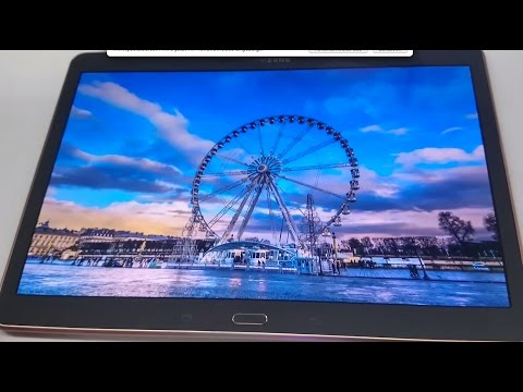 Samsung Galaxy Tab S | 10.5 Zoll | UnBoxing | TheAskarum