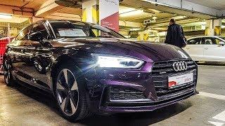 Audi A5! Задача - откатать до 60000 и продать!