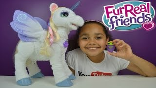 NEW StarLily My Magical Unicorn Pet | Kids Toy Review