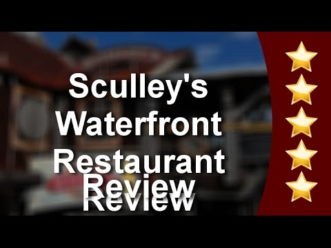 sculley's waterfront restaurant Madeira Beach Impressive Five Star Review by Beth M.