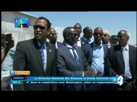 Télé Djibouti Chaine Youtube : JT Somali du 27/11/2017