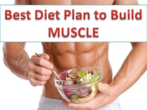 best meal plan for weight loss and muscle building