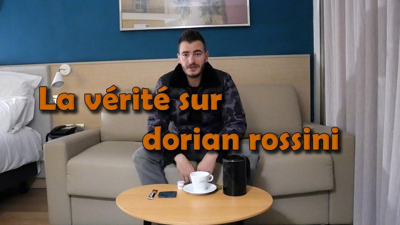 Dorian Rossini révèle enfin sa véritable identité - YouTube