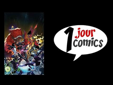 1 JOUR : 1 COMICS #268 (IVX #3)