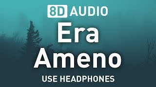 Era - Ameno (The Scientist Remix) | 8D AUDIO | 8D EDM 🎧