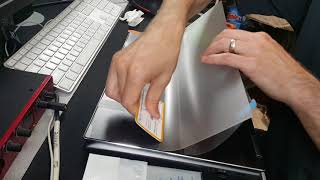 How To Apply Screen Protector on Yoga 720 15.6