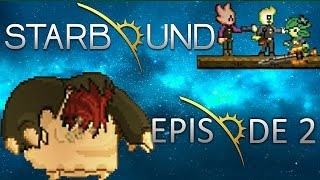 Starbound: Ancient Stargate, Epic Boss Fight