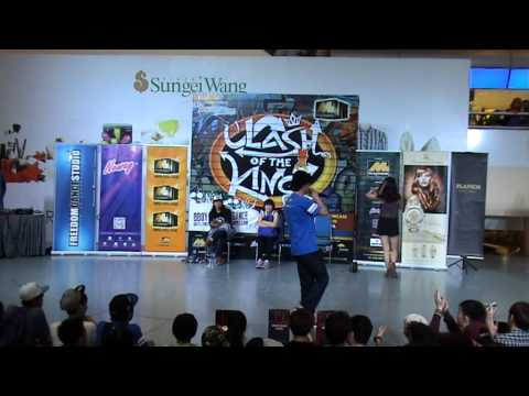 Magnum Clash of the Kingz 2014 1st Audition @ Sungei Wang Plaza! (Part 3)
