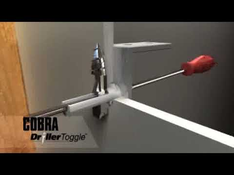 Cobra Driller Toggle at Ottawa Fastener Supply