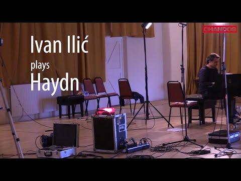 Ivan Ilić plays Haydn