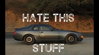 4 Things I HATE About My Porsche 968