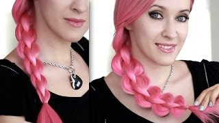4 strand round braid tutorial