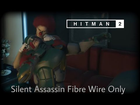 HITMAN™ 2   The Icon Sapienza   Silent Assassin Suit Only   Fibre wire only  