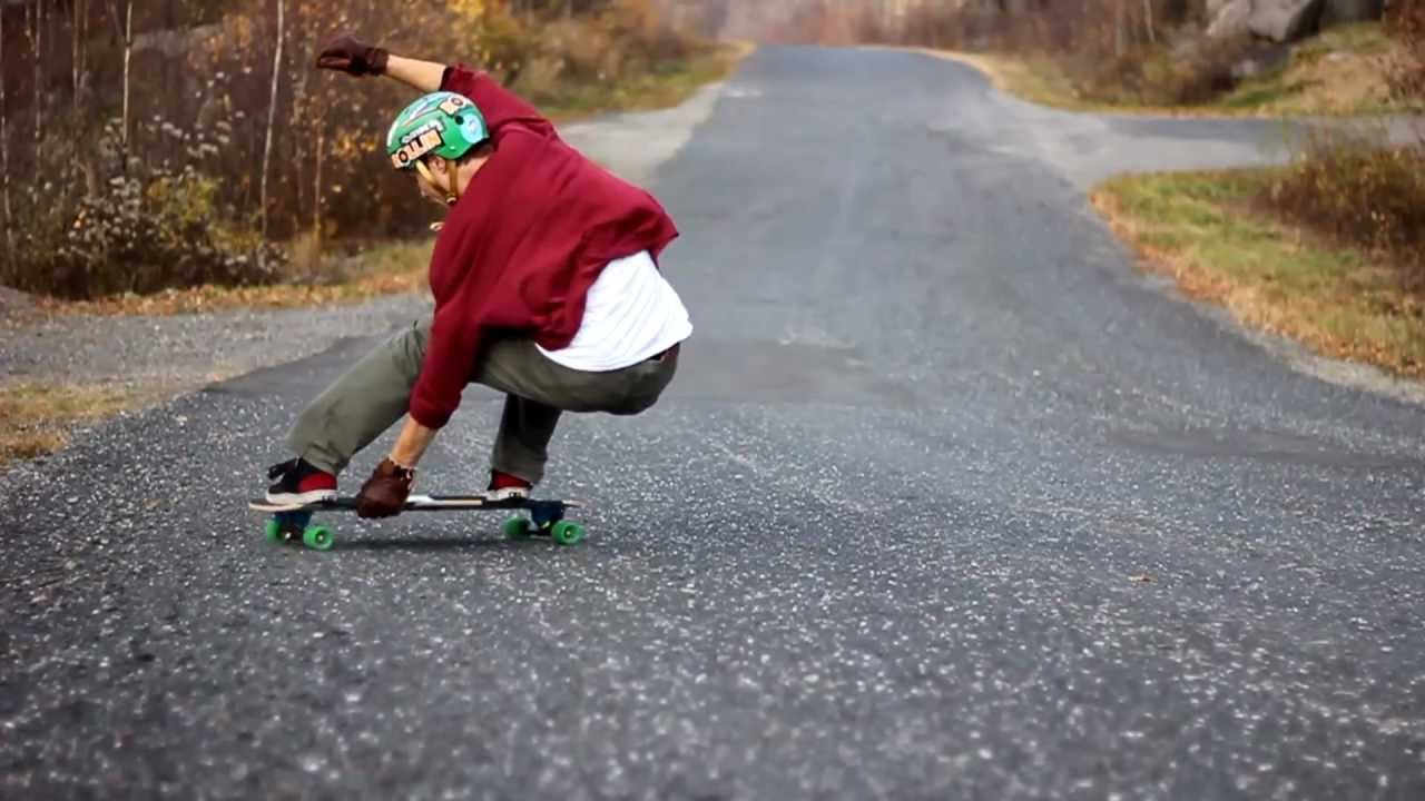 Longboards for the Free-riding