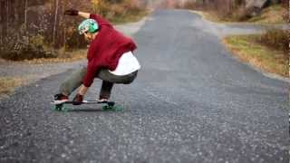 Longboarding: Early Morning Freeride/Downhill with Louis