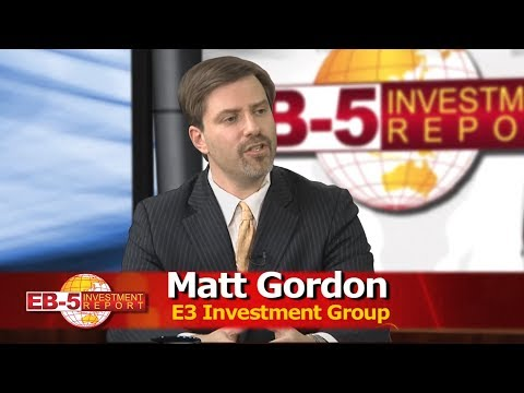 E3 Investment Group A New Direct EB-5 Model - EB-5 Investment Report