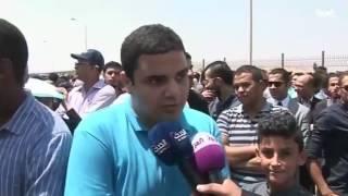 مصر تشيع زويل في جنازتين عسكرية وشعبية
