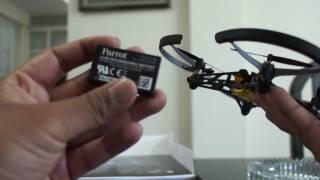 Parrot Minidrone TRAVIS    Review