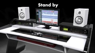 Beat Studio Desk - power is in your hand