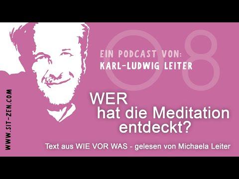 podcast08 wer hat die meditation entdeckt