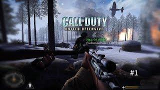 ОБЗОР КРУТОЙ ИГРЫ ПРО ВЕЛИКУЮ ОТЕЧЕСТВЕННУЮ ВОЙНУ Call of Duty:United Offence