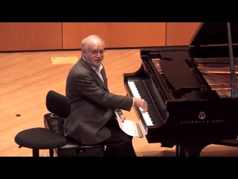 Chopin's Sketchbook for Pianists, lecture by Professor David Witten