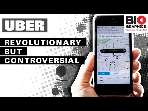 Uber: Revolutionary but Controversial - (The Story of Uber)