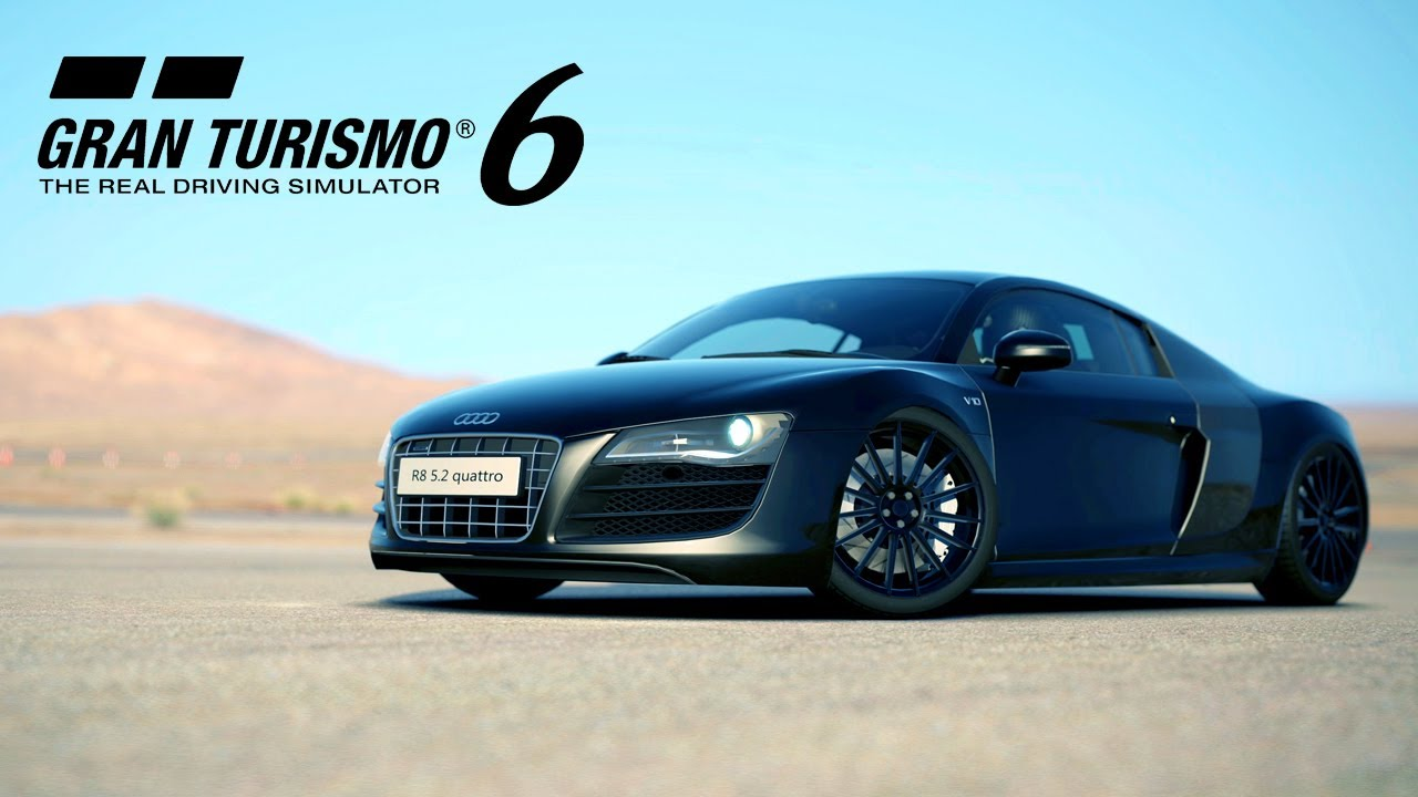 grand turismo 6 corrida no deserto hd ps3 gameplay gamevicio. Black Bedroom Furniture Sets. Home Design Ideas