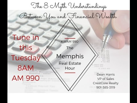 May 9th, 2017-The 8 Myth Understanding Between You & Financial Wealth
