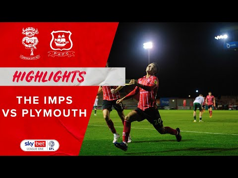 Lincoln Plymouth Goals And Highlights