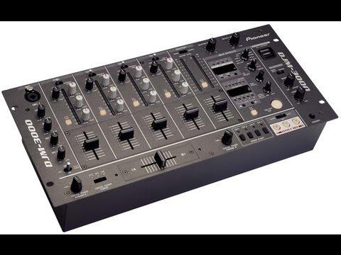 Mixer Repair ( DJM3000 Mixer)