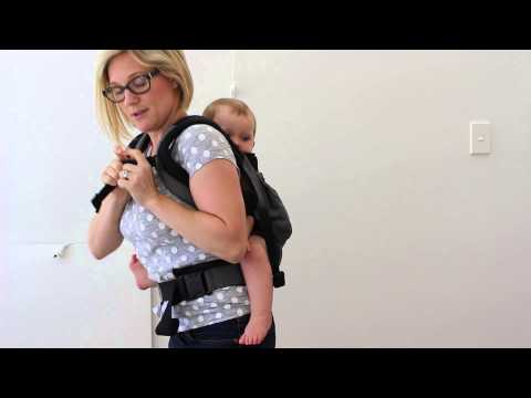 Soft Structured Carrier (SSC) Back Carry