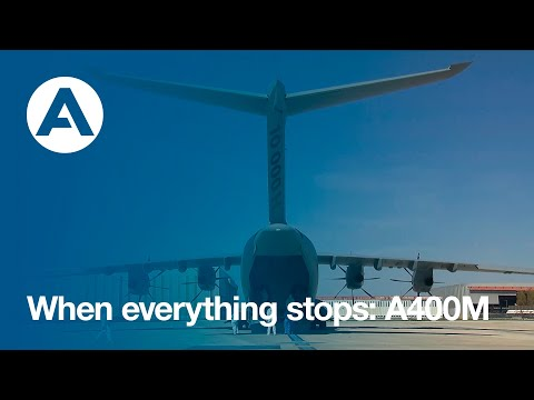 When everything stops: A400M